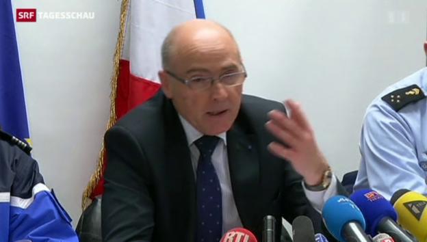 Video «Staatsanwalt informiert die Medien» abspielen