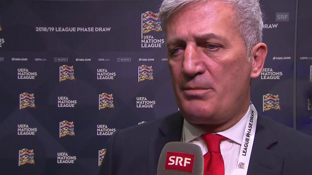 Petkovic: «Wir können uns mit starken Gegnern messen»
