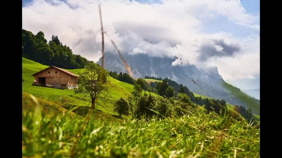 Wolken am Mythen, Sattel/SZ, SRFMeteoVideo von Lars Fuchs