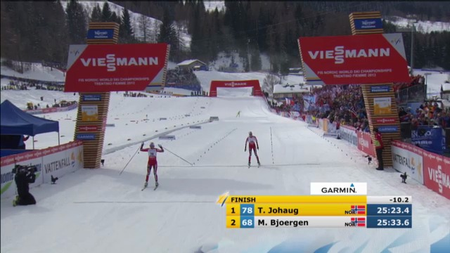 WM: 10 km Frauen