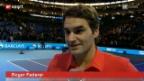 Video «Das Jahr von Roger Federer» abspielen