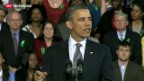 Video «Barack Obama und das Waffengesetz» abspielen