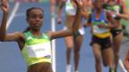 Video «Fabel-Weltrekord von Almaz Ayana» abspielen