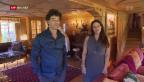 Video «Airbnb steigt ins Luxus-Geschäft ein» abspielen