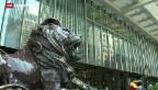 Video «HSBC: Jeder Fünfte muss mit Kündigung rechnen» abspielen
