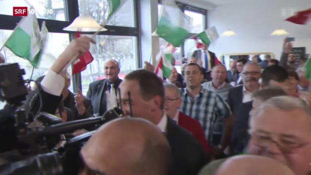 Video «SVP will Westschweiz erobern» abspielen