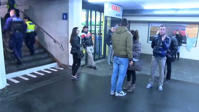 Tatort Bahn – Gewalt in den Zügen