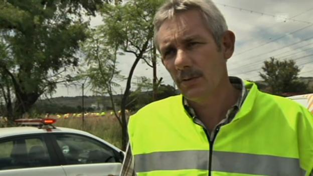 Video «Rettungskräfte: «Es gab keine Todesopfer»» abspielen