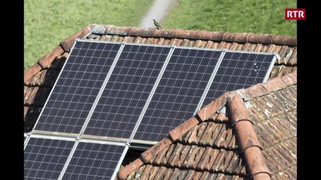 Laschar ir video «Renda in implant fotovoltaic»