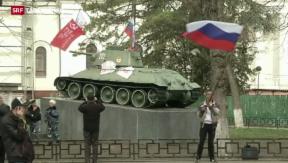 Video «Russischer Drohfinger weiter erhoben» abspielen