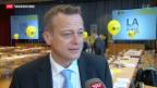 Video «Landolt gibt UBS-Mandat ab» abspielen