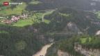 Video «Risiko von Erdrutschen» abspielen