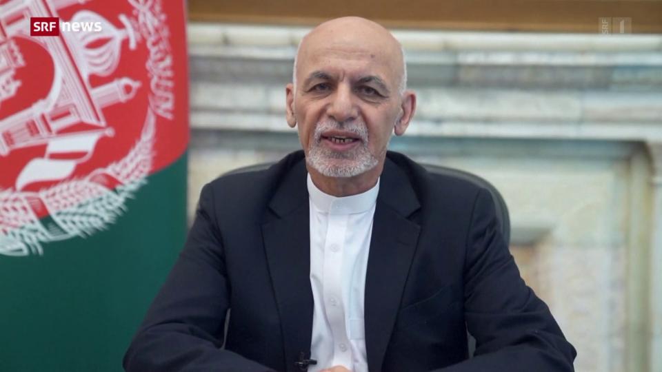 Präsident Ghani will kein weiteres Blutvergiessen
