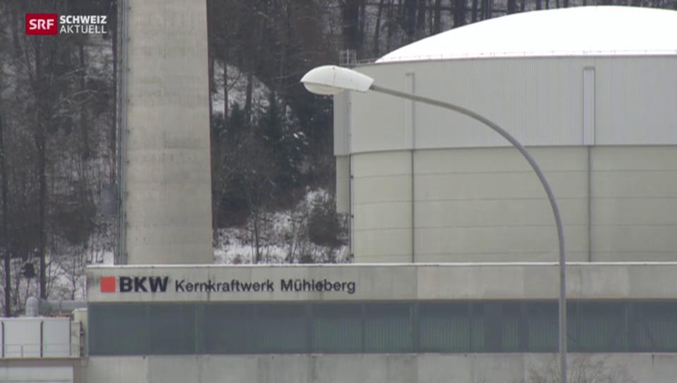 AKW Mühleberg erfüllt die Auflagen für den Betrieb bis 2019