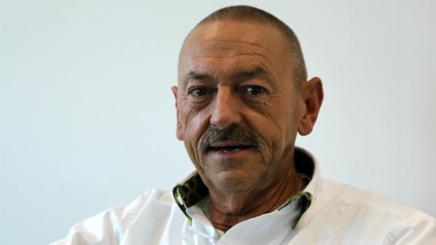 «Il colonello» Daniele Haas, Sicherheitschef