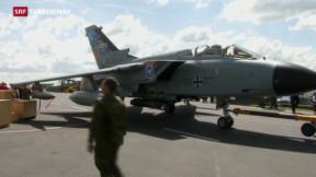 Video «Berlin plant Militäreinsatz in Syrien» abspielen