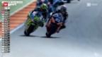 Video «Motorrad: GP Aragon, Moto2-Klasse» abspielen