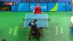 Video «Paralympics: Die Einsätze der Schweizer am Freitag» abspielen