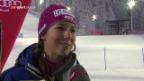 Video «Holdener und Meillard glänzen im Levi-Slalom» abspielen