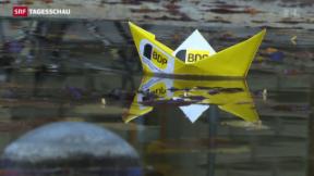 Video «Unsichere Zukunft der BDP» abspielen