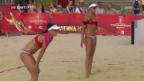 Video «Schweizer Duos gelingt guter WM-Start» abspielen