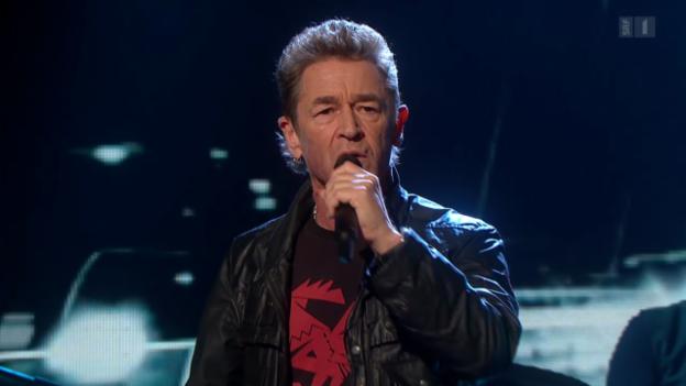 Video «Live im Studio: Peter Maffay» abspielen