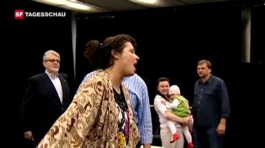 Video «Anna Netrebko im Zürcher Opernhaus» abspielen
