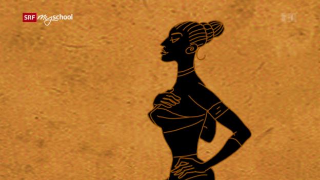 Video «Odyssee animiert: Bei der Nymphe Kalypso (12/14)» abspielen