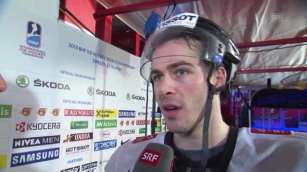 Video «Interview mit Raphael Diaz» abspielen