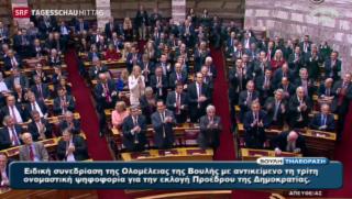 Video «Griechenland steht vor Neuwahlen» abspielen
