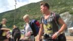 Video «Eine beschwingte Königin: Dominique Rinderknecht am Gampel» abspielen