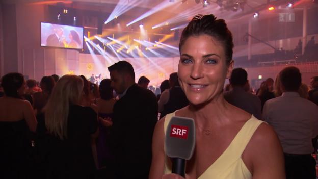 Video ««Glanz & Gloria Spezial» von der 43. Prix Walo Verleihung» abspielen