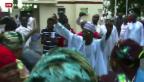 Video «Machtwechsel in Nigeria» abspielen