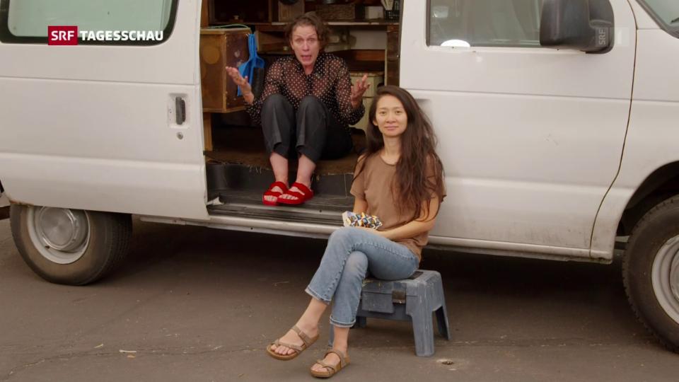 Aus dem Archiv: US-Drama «Nomadland» gewinnt Goldenen Löwen 2020