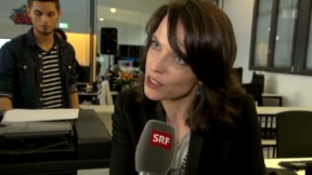 Video «Angepasste Rebellin: Mona Vetsch» abspielen