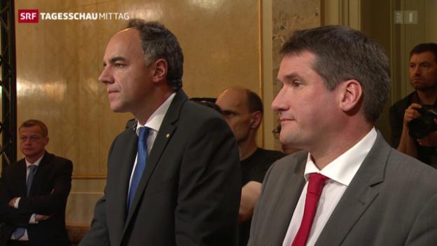Video «Das sagen die Parteipräsidenten» abspielen