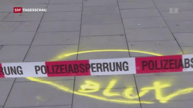 Video «Tagesschau vom 29.07.2017, 19:30» abspielen
