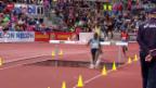 Video «Diamond League in Oslo: 3000 m Steeple» abspielen
