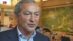 Video «Samih Sawiris glaubt an Andermatt» abspielen