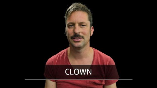 Video ««Seit dem Film 'Es' haben wir Clowns ein Image-Problem»» abspielen