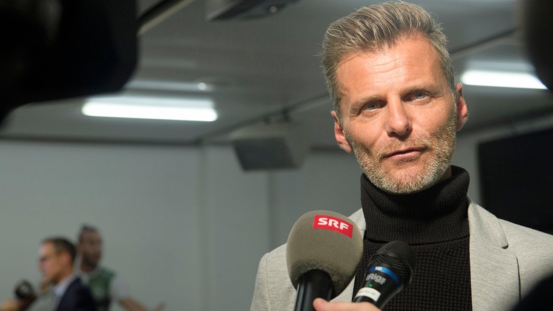 Sportchef Alain Sutter im Gespräch (20.02.2018)