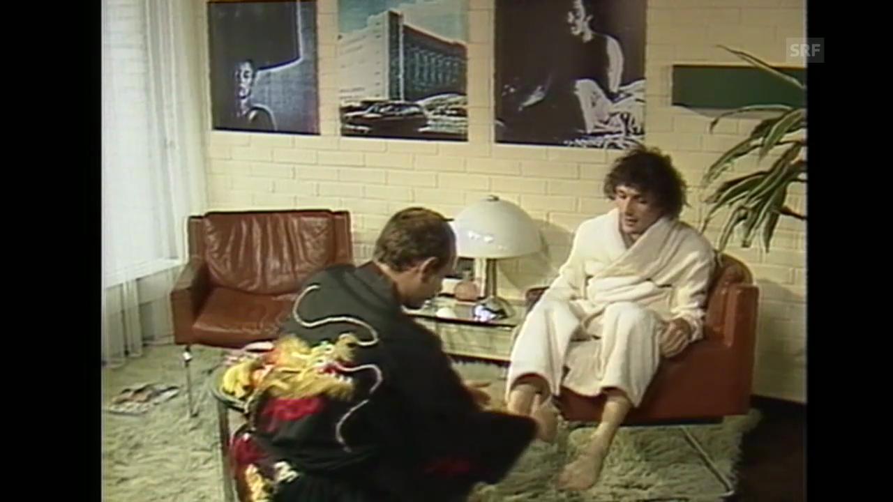Sendung «Motel» vom 17.4.1984: gekürzt