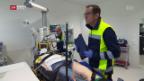 Video «Simulationsanlage für Sanitäter» abspielen