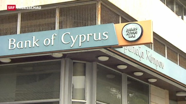 Video «Spannung vor Zypern-Entscheid» abspielen