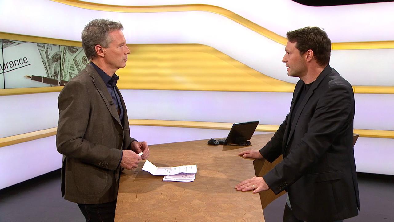 Studiogespräch mit Frédéric Krauskopf