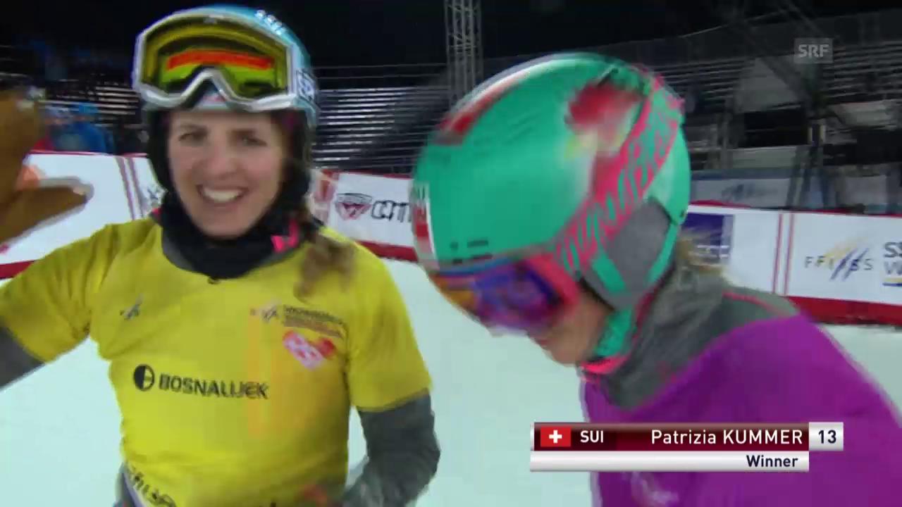 Kummer gewinnt Final gegen Jenny