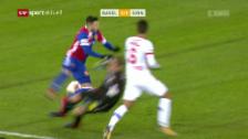 Link öffnet eine Lightbox. Video Basel lässt Sion dank starker 2. Halbzeit keine Chance abspielen