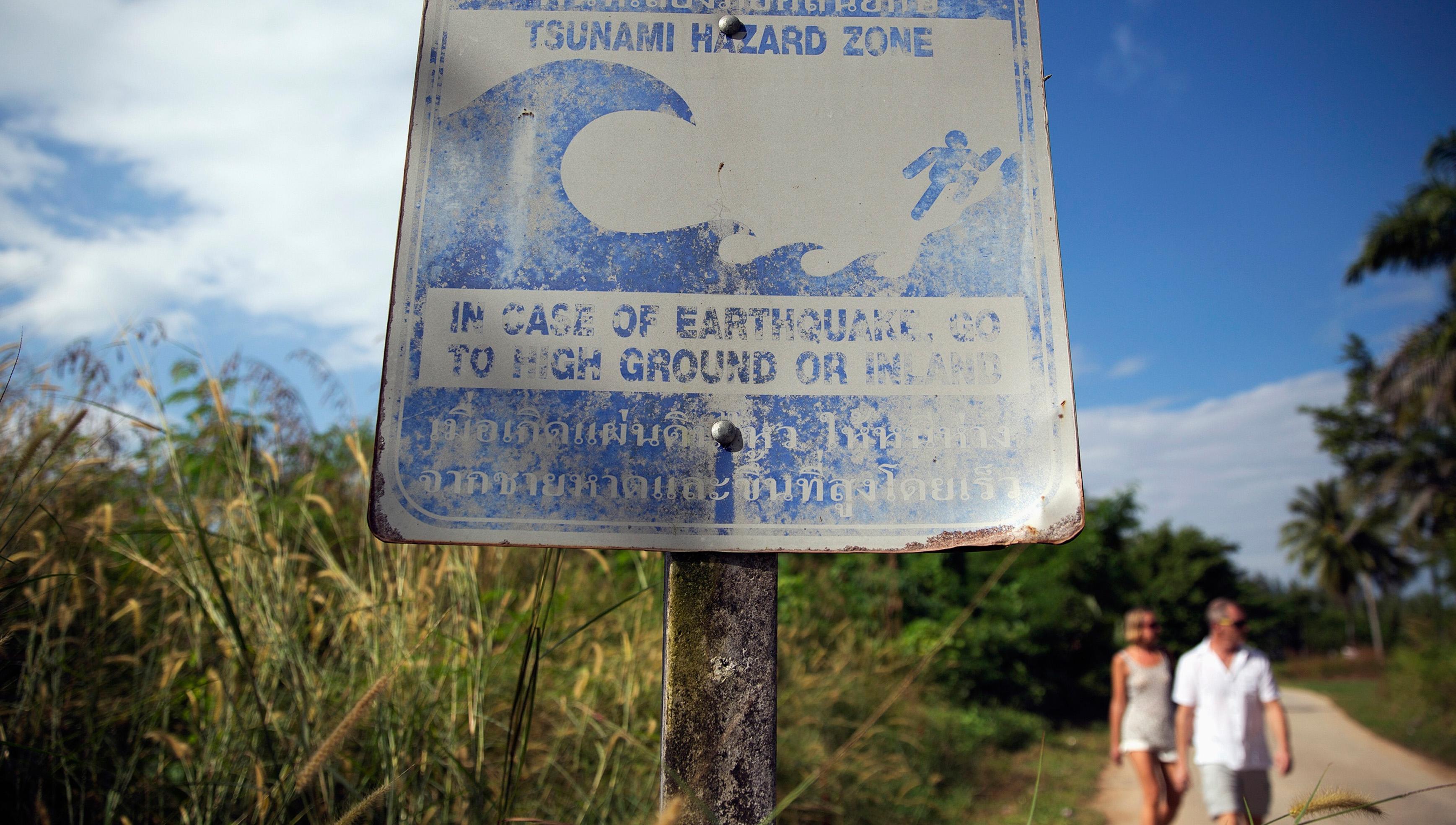 10 Jahre nach dem Tsunami: Keine Spuren mehr in Thailand