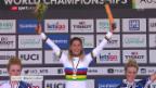 Video «Mountainbike: Frauenrennen an der WM in Cairns» abspielen