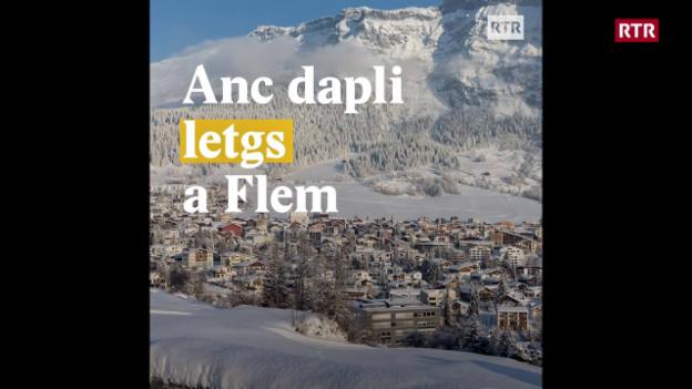 Laschar ir video «Anc dapli letgs a Flem - sin custs dals indrizs da sport»